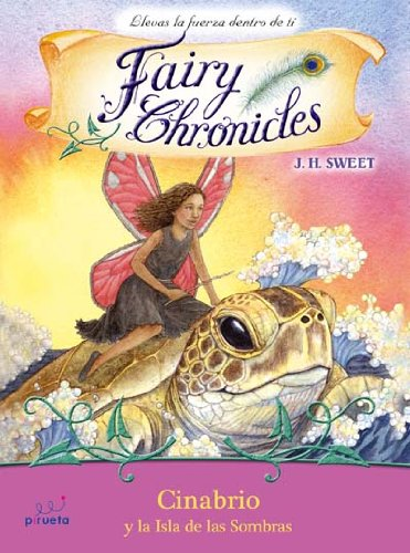 9788492691432: Cinabrio y la Isla de las Sombras (Fairy Chronicles 7) (Fairy Chronicles (Numbered)) (Spanish Edition)