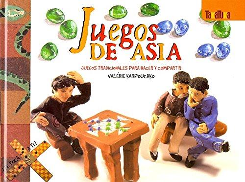 9788492696604: Juegos de Asia (No Ficcion (takatuka))