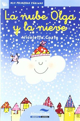 9788492702169: La nube Olga y la nieve-lc-