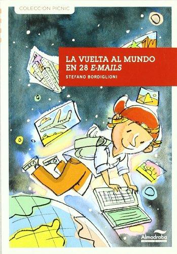 9788492702534: VUELTA MUNDO 28 E-MAILS Picnic 3 Almadraba