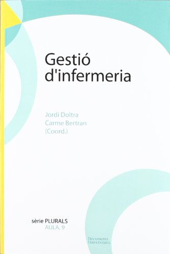 Gestió d infermeria (Paperback): Jordi Doltra Centellas