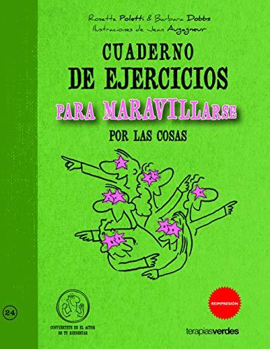 9788492716975: Cuaderno de ejercicios para maravillarse por las cosas (Spanish Edition)