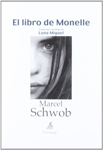 9788492719341: El libro de Monelle (Narrativa)