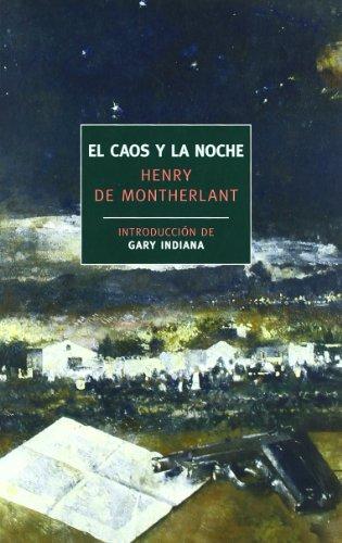 9788492723164: CAOS Y LA NOCHE, EL (Spanish Edition)