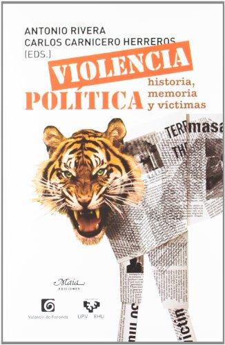 9788492724246: Violencia Politica (Claves para comprender la historia social)