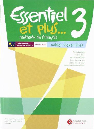 Essentiel et plus. 3 ESO cahier de exercices: Michele Butzbach y otros