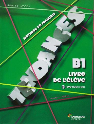 TENDANCES B1 - ELEVE + DVDR + PORTF
