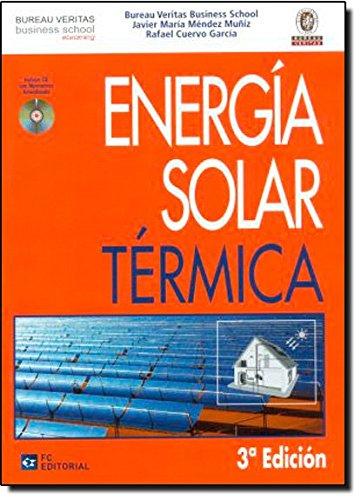 Energía solar térmica (Paperback): Bureau Veritas, Rafael