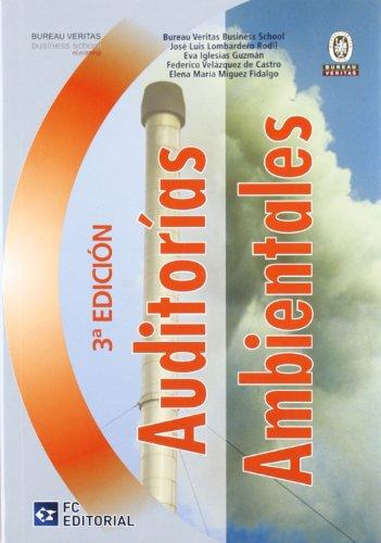 9788492735907: AUDITORIAS AMBIENTALES (3ª ED.)