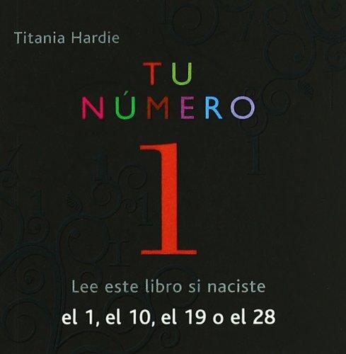 9788492736324: Tu número Nº1 (Tu Numero)