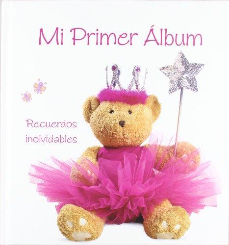 9788492736645: Mi Primer Album (Niña). Recuerdos Inolvi