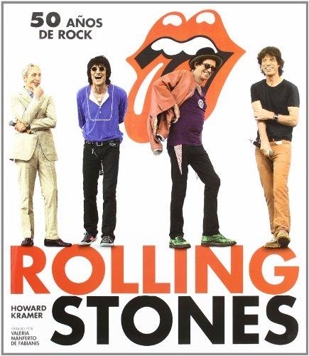 9788492736683: Rolling stones - 50 años de rock