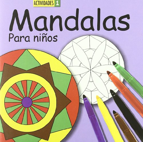 9788492736744: Mandalas para niños 1