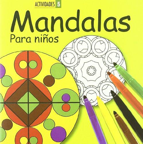 9788492736782: Mandalas para niños 5