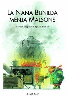 9788492748396: La Nana Bunilda menja malsons (MARS)