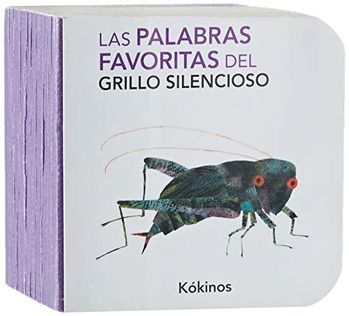 9788492750184: Las Palabras Favoritas Del Grillo Silencioso