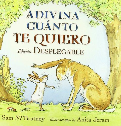 9788492750436: Adivina cuanto te quiero (pop up) (Spanish Edition)