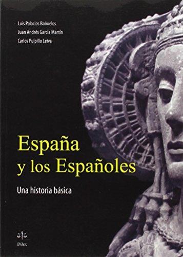 España y los españoles: Una historia básica (Paperback): Juan Andres Garcia ...