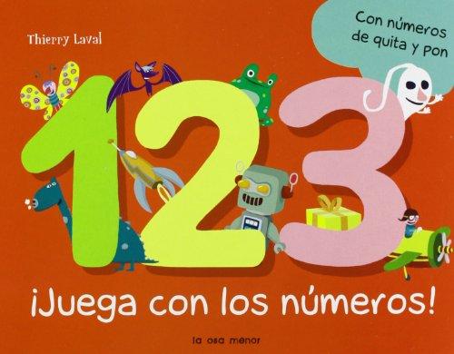 9788492766000: ¡ Juega con los números!: Con números de quita y pon (Luna Papel)