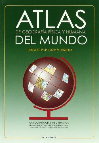 9788492766161: Atlas del mundo: De Geografía Física y Humana (Atlas Osa Menor)