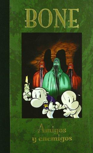 Bone Edición de lujo 03. Amigos y enemigos (8492769025) by Smith, Jeff
