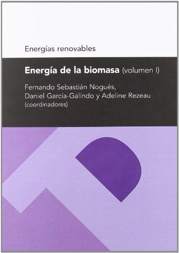 9788492774913: Energía de la biomasa I (Energías renovables) (Textos Docentes)