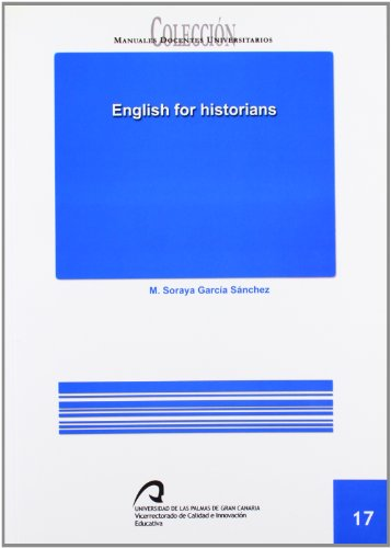 9788492777549: English for historians