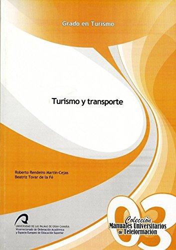 9788492777976: Turismo y transporte