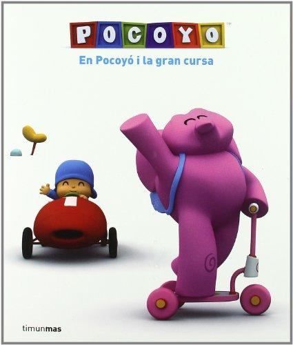 9788492790340: En Pocoyó i la gran cursa (Pocoyo)