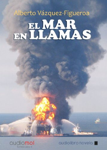 9788492793846: El mar en llamas.Audiolibro. Cd Mp3