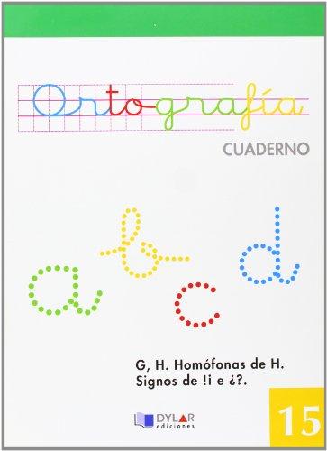 9788492795147: ORTOGRAFIA - CUADERNO 15