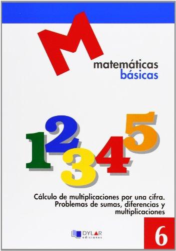 MATEMATICAS BASICAS - 6 CÁLCULO DE MULTIPLICACIONES: PROYECTO EDUCATIVO FARO