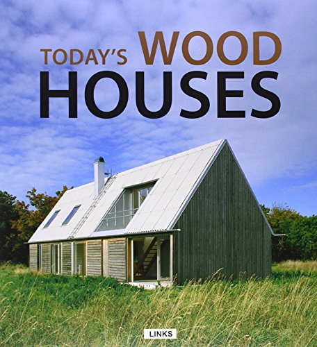 9788492796533: Today's Wood Houses