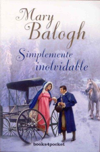 9788492801206: Simplemente inolvidable (Spanish Edition) (Books4pocket)