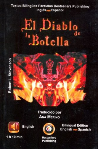 9788492803088: El Diablo de la Botella/The Bottle Imp (Libro + CD) (Libros Bilingues)
