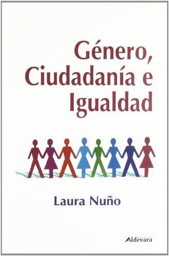 9788492805426: Genero, ciudadania e igualdad