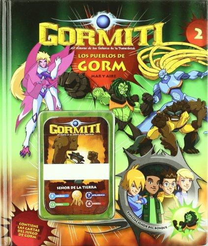 Gormiti - Los Pueblos de Gorm, Vol.2