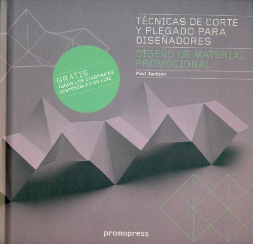 TECNICAS DE CORTE Y PLEGADOS PA (8492810815) by PAUL JACKSON
