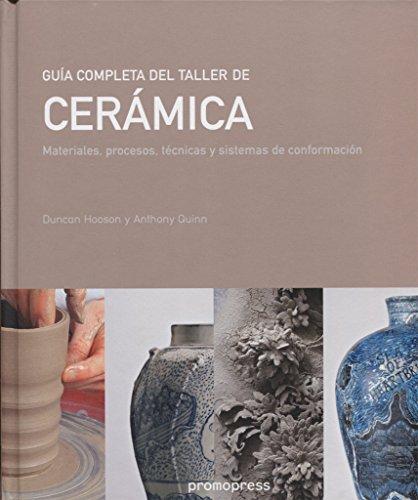 9788492810857: GUÍA COMPLETA DEL TALLER DE CERÁMICA