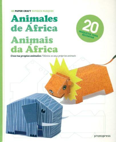 9788492810871: Animales De África