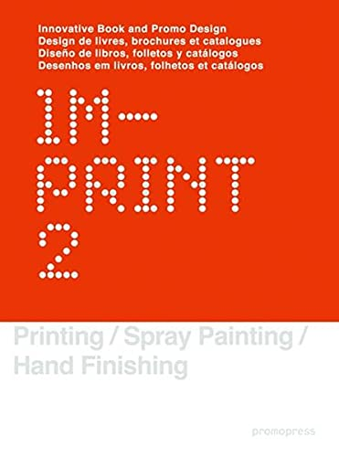 9788492810925: Imprint 2: Innovative Book and Promo Design