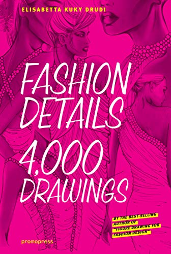 9788492810956: Fashion Details: 4000 Drawings