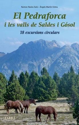 9788492811359: EL PEDRAFORCA I LES VALLS DE SALDES I GOSOL: 18 EXCURSIONS CIRCUL ARS