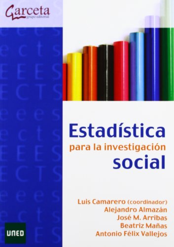 9788492812073: Estadistica para la investigacion social