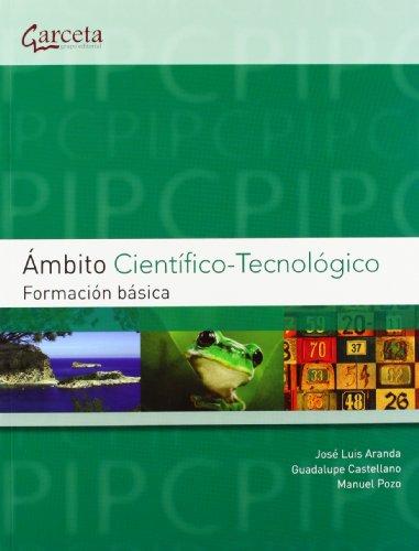 9788492812288: AMBITO CIENTIFICO-TECNOLOGICO. FORMACION BASICA