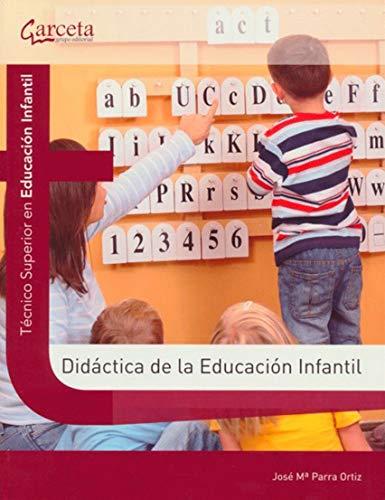 9788492812417: Didáctica De La Educación Infantil. CFGS