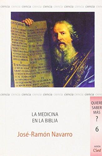 9788492814206: LA MEDICINA EN LA BIBLIA