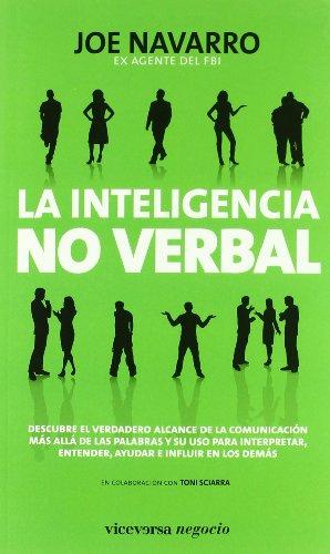 9788492819577: La inteligencia no verbal (Viceversa negocio)