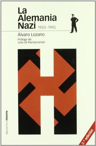 9788492820450: La Alemania Nazi 1933-1945 2 Edicion