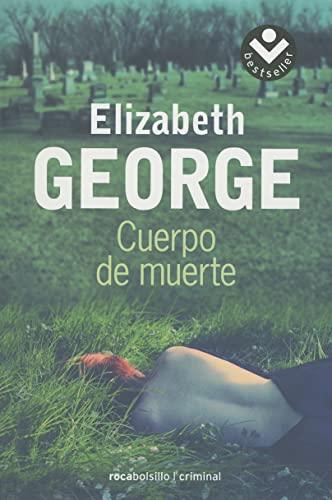 9788492833443: Cuerpo de muerte (Bestseller (roca))